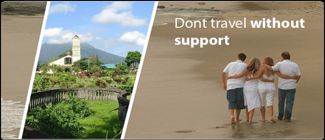 Costa Rica Naturalist Tour Guide