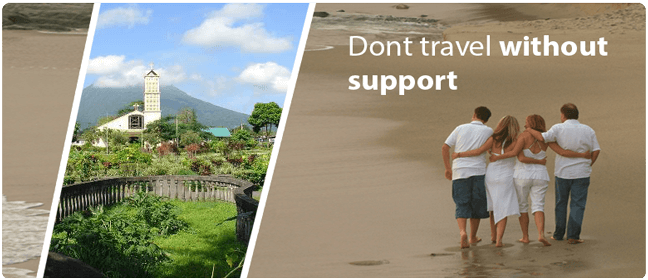 List of places for your Costa Rica Itinerary 8 days