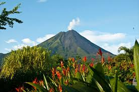 One day tour Arenal and Tabacon Hotsprings with King Tours