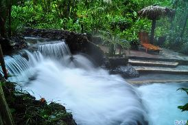 activities for  One day tour Arenal and Tabacon Hotsprings with King Tours