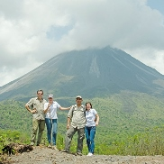 Trekking Arenal 1968 with Arenal Adventures