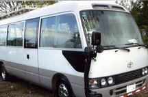 Private Transportation from Hotel Parador to Airport Quepos and the other way