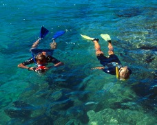 activities for  Kayaking and Snorkeling at Punta Uva Manzanillo