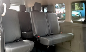 vehicle for  Private  T.G. from San Jose to Jaco or from Jaco to San Jose