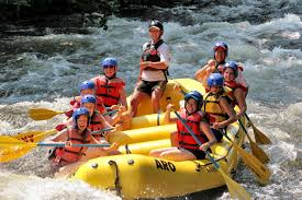 activities for  Rafting Rio Balsa Class II and III Aventuras Arenal