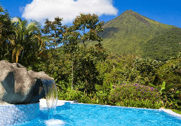 Costa Rica package for 10 days