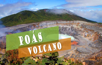 One day tour Volcan Poas